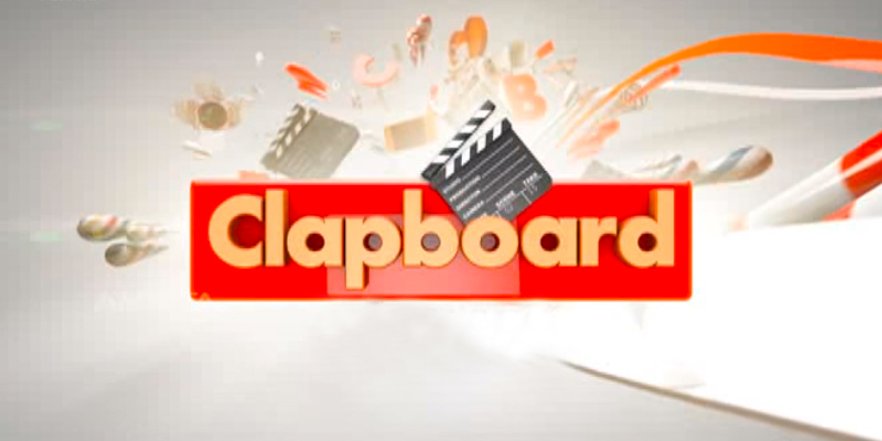 clap board program banner