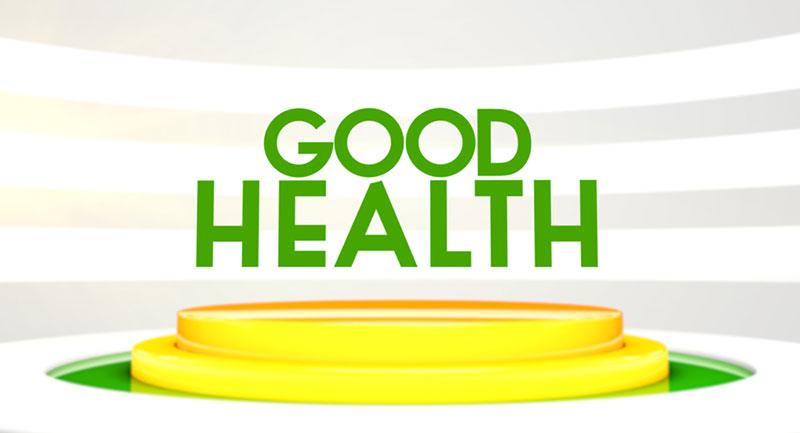 good health program banner